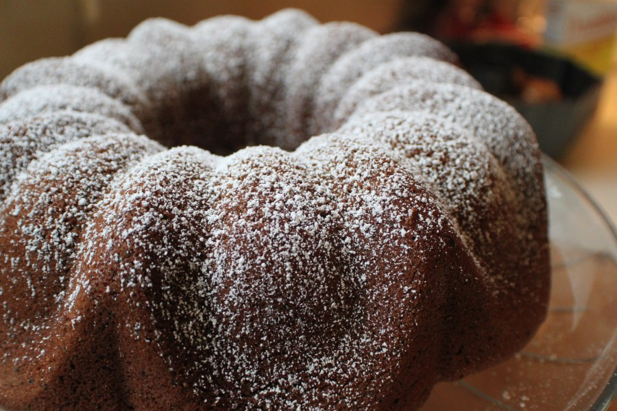 Clearly Delicious » Bourbon Chocolate Cake