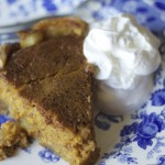 Pumpkin Pie w/Whipped Cream