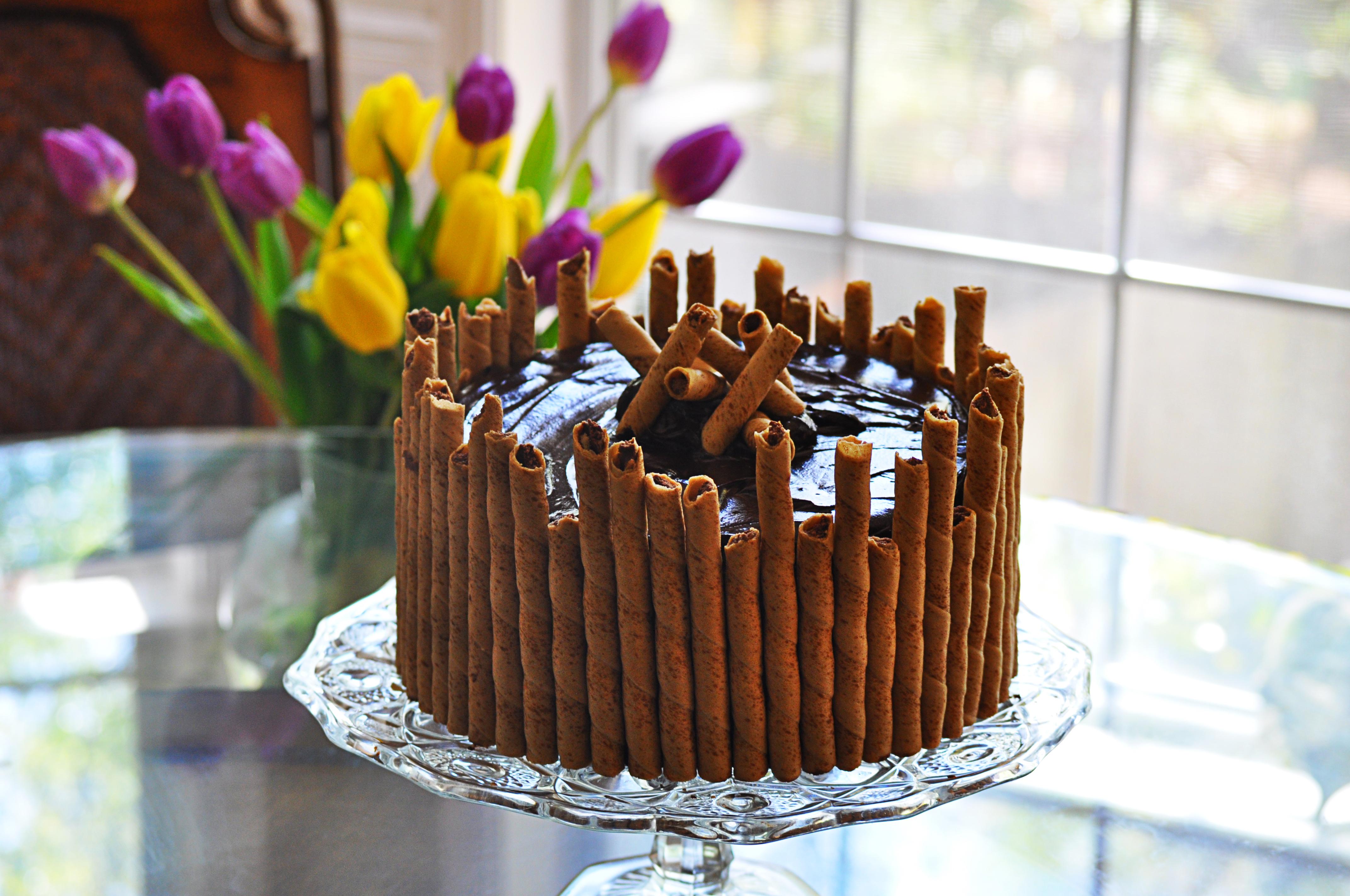 Eggless Chocolate Cake Recipe By Sanjeev Kapoor In Hindi
